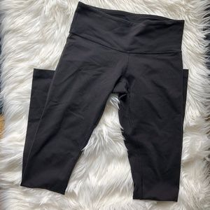Lululemon Wunder Under Pant Black Size 4